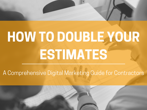 Comprehensive Digital Marketing Guide for Construction Companies and Contractors.