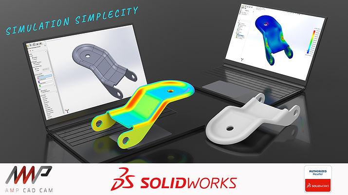 Solidworks Simulation. Autodesk Inventor, Autocad