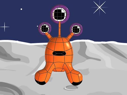 Project 7: Alien