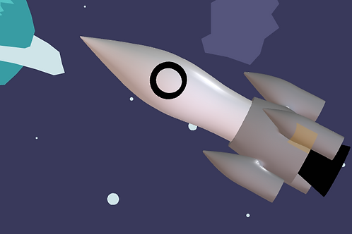 Project 5-Improvements on own space rocket