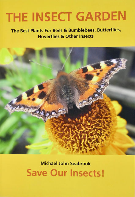 A book - The Insect Garden