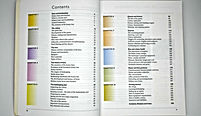 Contents pages of BBKA Guide to Beekeepi