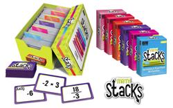 Math Stacks - Box Set/Single Decks