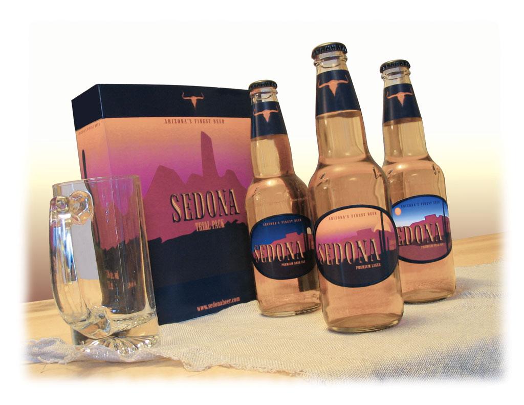 Sedona Beer Concept Design