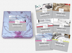 Duvet Cover Package Inserts - Series