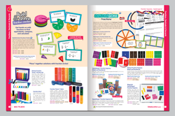 Fractions Products Spread