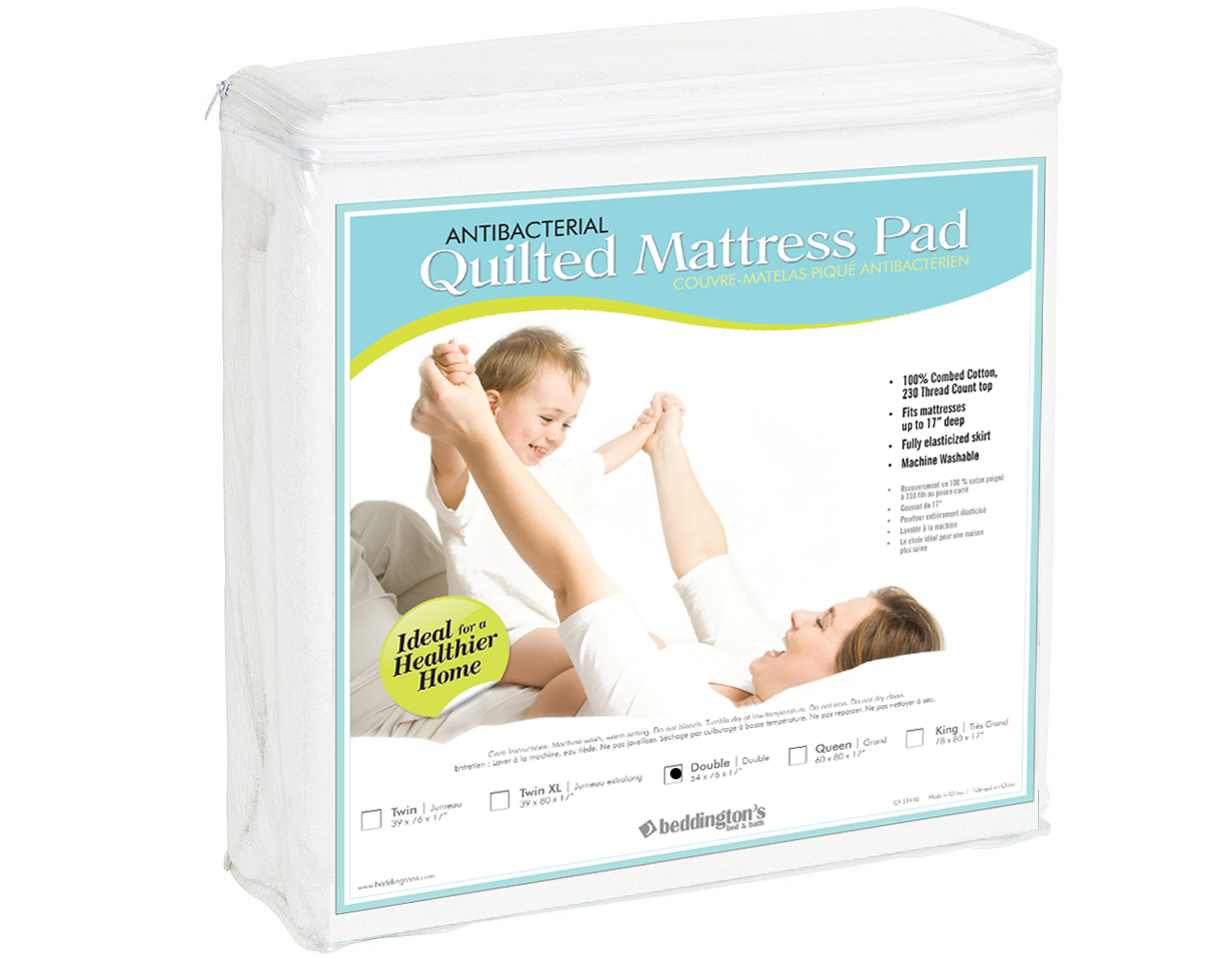 Bedding Package Insert