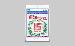 DICEmber SALE 15% off Email