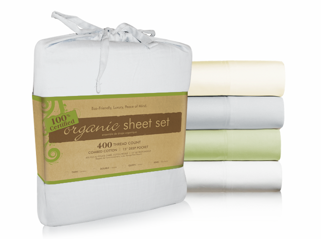 Organic Sheets Packaging