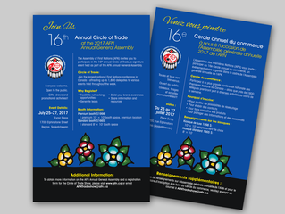 Invitation Design - Tradeshow