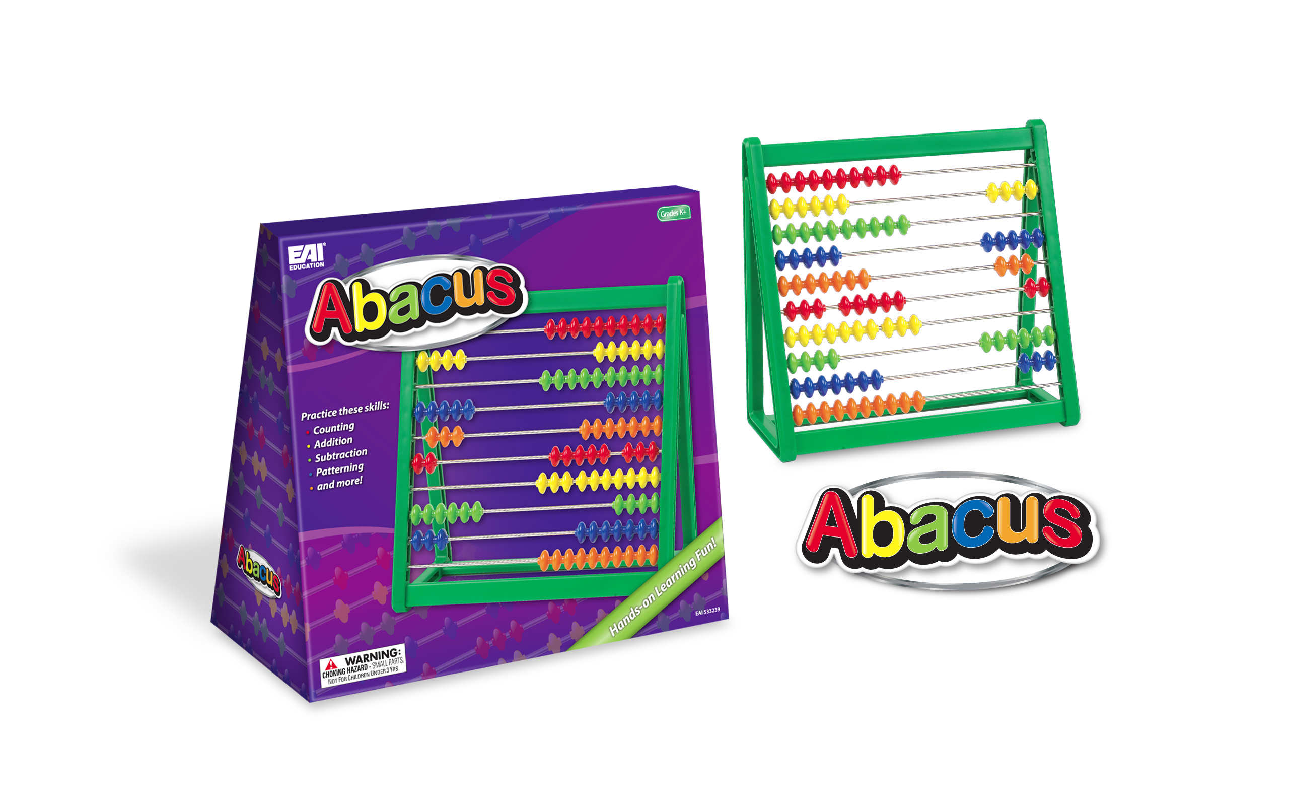Abacus Logo & Box Design