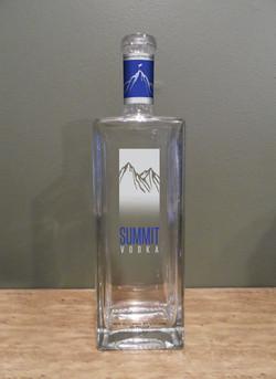 Summit Vodka - Concept Design