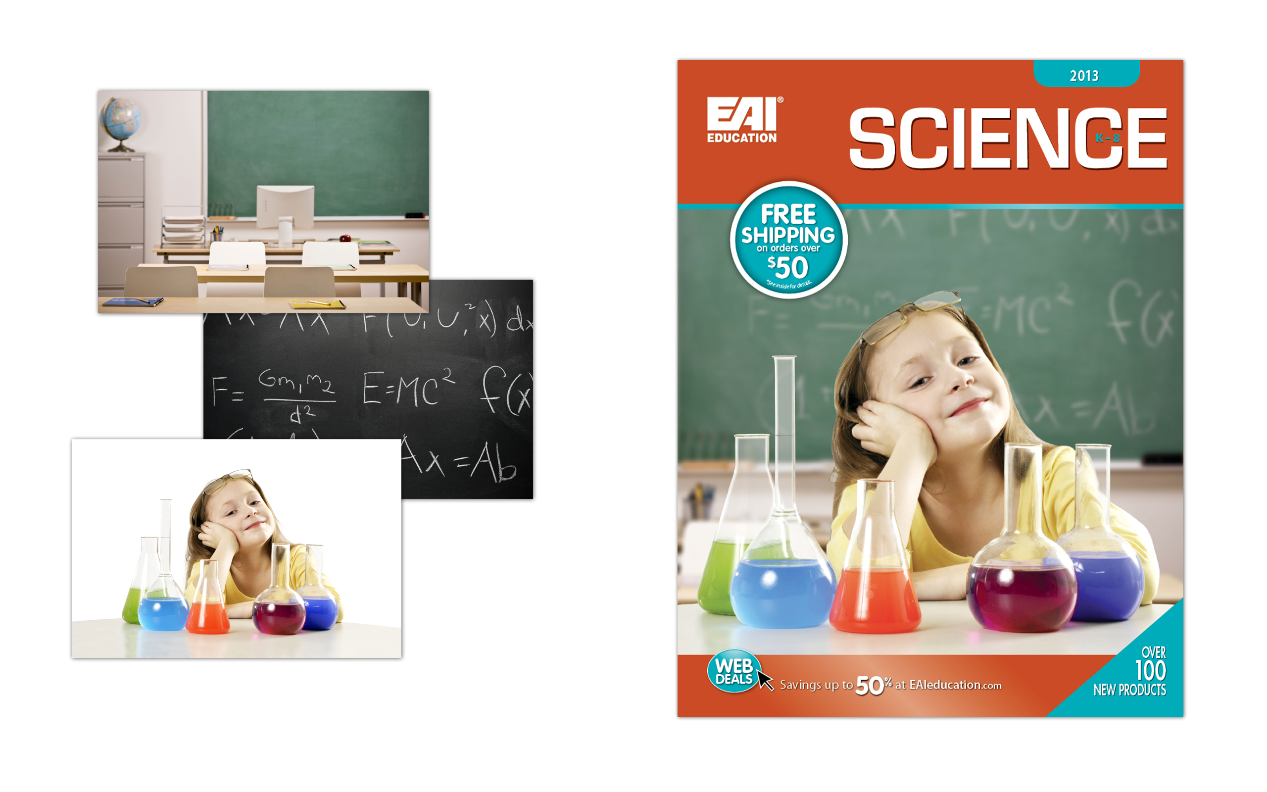 Science Catalog Cover