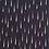 Thumbnail: Coussin Ondée Nuit // Coton Biologique
