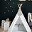 Thumbnail: Tipi Blanc Orsën Gris