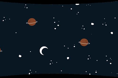 Coussin Univers // Coton Biologique