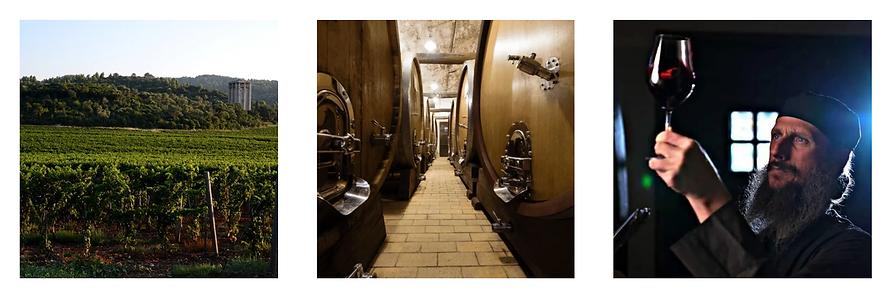Hilandar Weine Athos Orthodox Schweiz Rotwein, Weisswein, Rose