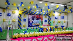 First Birthday Celebrations at Vanaja Krishna Kalyana Mandapam