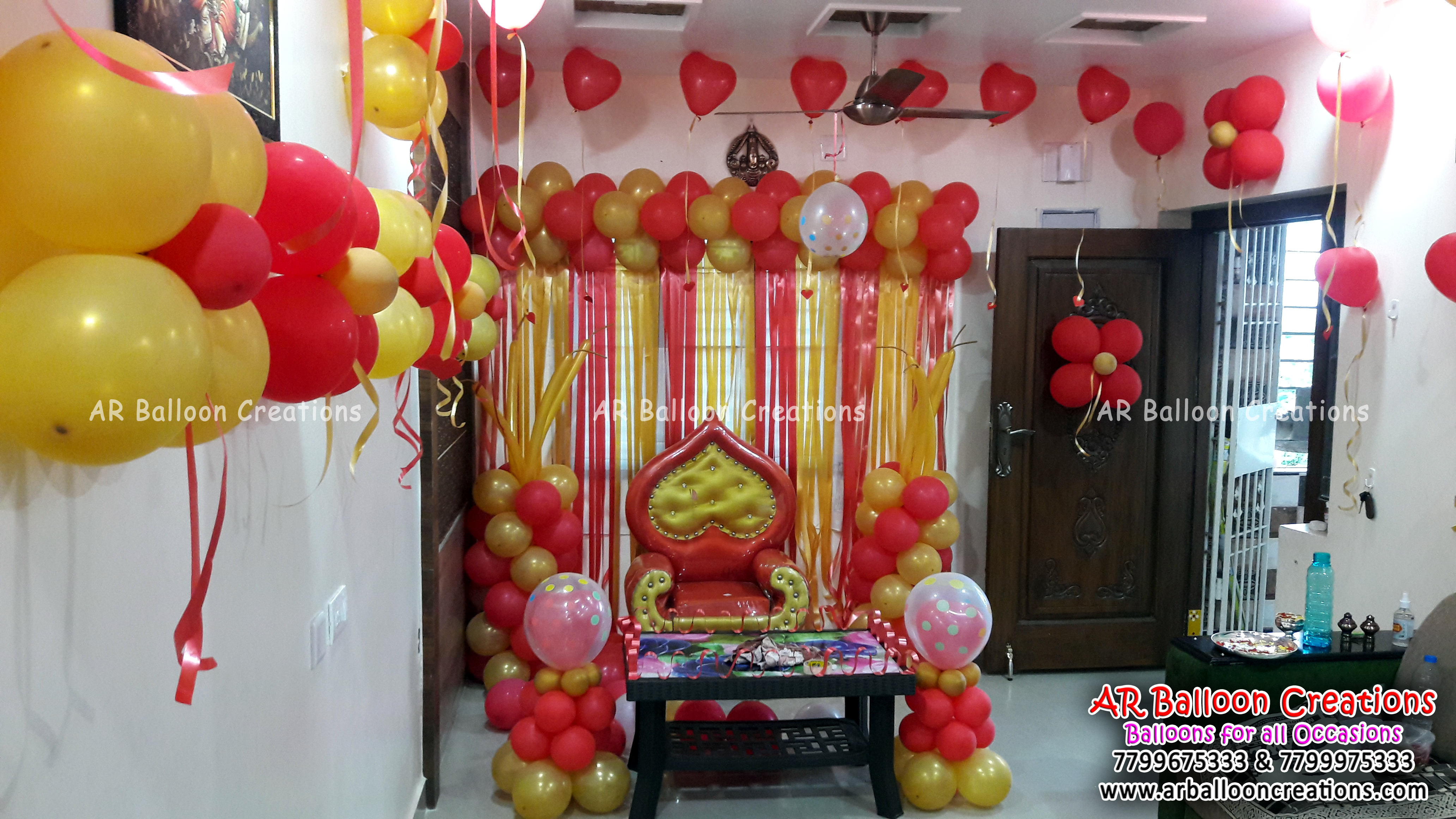 Harika Birthday Party @ East Gudur