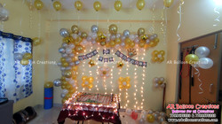 57th Birthday Party @ Home