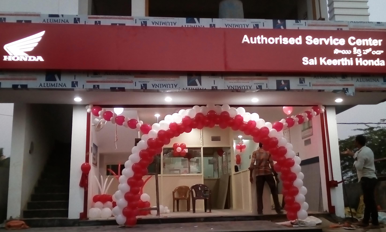 Honda Showroom Opening @ KOTA