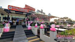 First Birthday Celebrations | JIANA | Balloon Decoration at Padmavathi Vilaas, Manubolu | Nellore