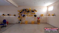 Best Dad Ever Surprise Birthday Party at Gudur