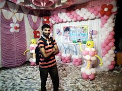 Geethamadhuri 1st Birthday