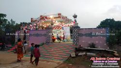 First BIrthday Party @ Home, Venkatachalam