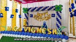 First Birthday at Chinthavaram, Varagali