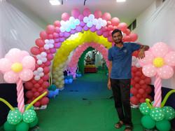 Retirement Function at Gudur