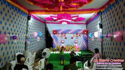 Photo Frames Theme | First Birthday Celebrtaions  | Mahira | Balloon Decoration at Gotlapalem
