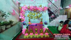 First Birthday | Aaira | Organic Theme