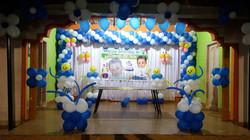 Birthday Stage