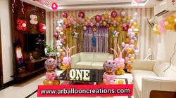 Organic Theme    First Birthday Celebrations