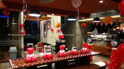 Surprise Party at Cafe Cofee Day