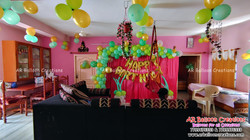 Third Birthday Party @ Home, Gudur