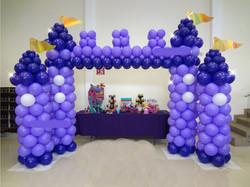 Sample Balloon Decoration