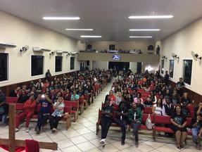 NA IMW DE MENDES COMEMORANDO ANIVERSARIO DE 20 ANOS DA IGREJA EM 25/11/2018