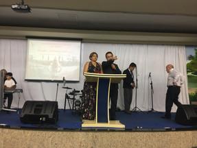 NA IMW DE MANANCIAIS COMEMORANDO ANIVERSÁRIO DO PASTOR SANDOVAL EM 25/03/2018