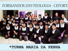 NA FORMATURA DO POLO DO CEFORTE EM VOLTA REDONDA EM 15/02/2020