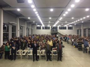 NA VIGÍLIA COM MINISTÉRIO DE INTERCESSÃO NO EFRAIM EM 24/11/2017
