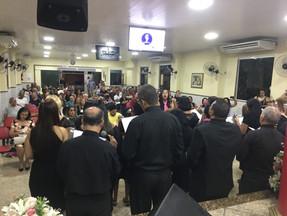 NA CONGREGAÇÃO DE SÃO LUIZ DA IMW DE VILA ELMIRA EM 10/08/2019