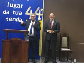 NA IMW DE BARRA DO PIRAI COMEMORANDO O 39 ANIVERSÁRIO DA IGREJA