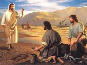 DISSE JESUS: SEGUE-ME