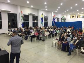 NO CONGRESSO REGIONAL DE MISSÕES REALIZADO NO EFRAIM DE 20 a 23/09/2019