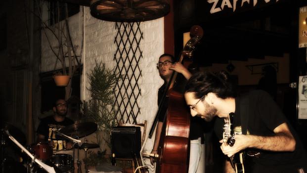 25.08.2015 - NCY Trio @ Cafe Zarathustra/Limassol (CY)