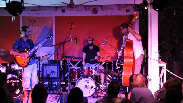 18.08.17 - NCY Trio @ Paradise Jazz Festival/Pomos (CY)
