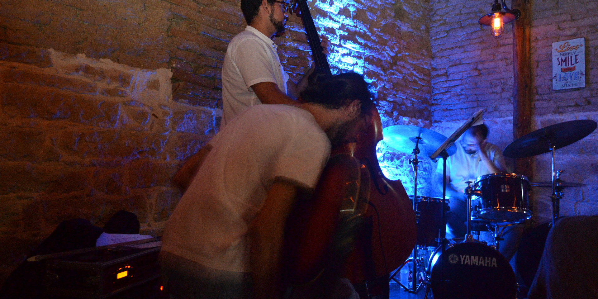 23.08.2016 - NCY Trio @ Anjeloose/Limassol (CY)