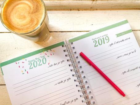 תודה 2019 - ברוכה הבאה 2020
